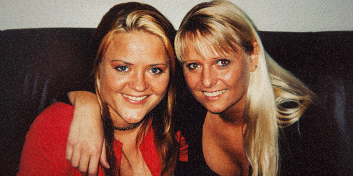 Pia and Hanne 2002